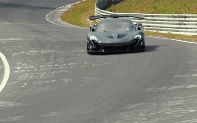 Британский суперкар-гибрид обогнал китайский электромобиль в заочной гонке: появилось видео