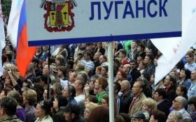 Луганск сепаратистам сдали местные власти - очевидец