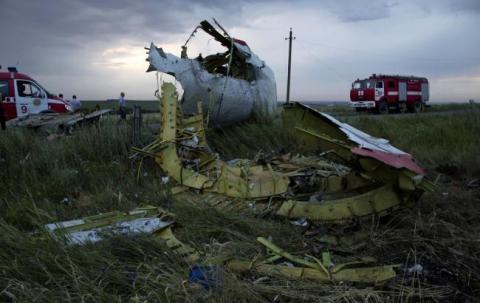 Звіт про катастрофу Boeing: літак був збитий з комплексу БУК