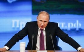 Time безжалісно висміяв Путіна на обкладинці нового номеру