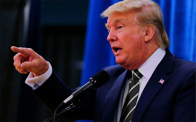 Це величезна помилка: Трамп розкритикував міграційну політику Меркель