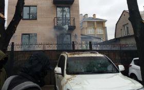 Авто российских дипломатов в Киеве облили фекалиями - появилась реакция РФ