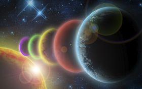 Парад планет: опубликовано видео уникального космического явления