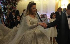 Сеть поразила шикарная свадьба сына российского олигарха: опубликованы фото и видео