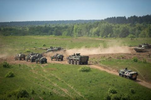 У Польщі стартували наймасштабніші в цьому році військові маневри