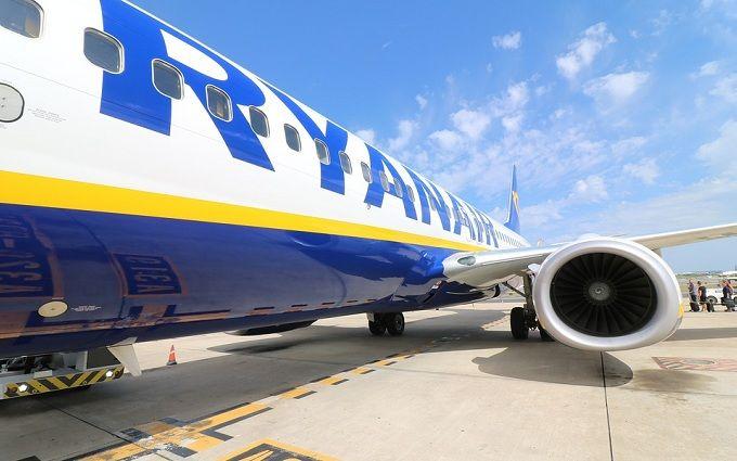 Ryanair отменила 600 рейсов из-за забастовки