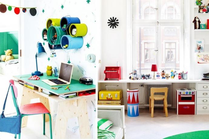 Як грамотно організувати робоче місце школяра: ідеї та поради (5)