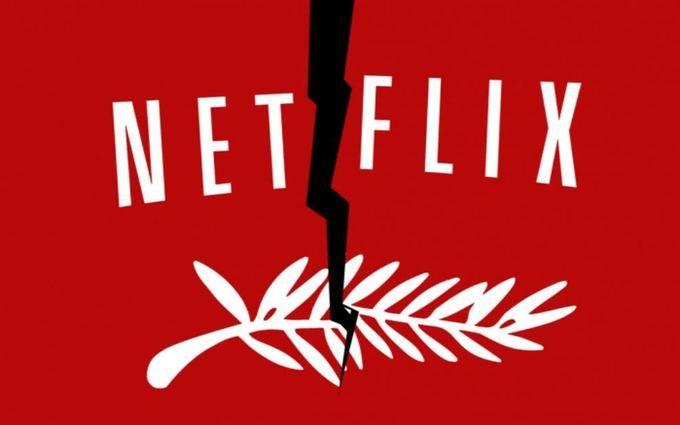 Netflix відмовився від участі у Каннському кінофестивалі