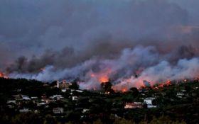 Влада Греції назвала шокуючу причину смертельних пожеж в країні