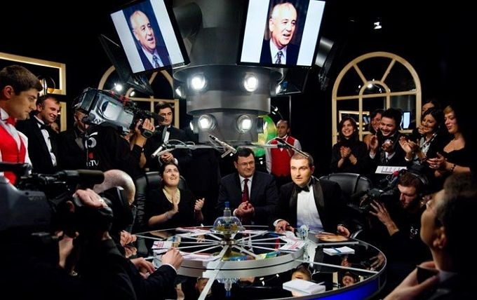 Майстри легендарної телегри поїхали розважати військових Путіна в Сирії