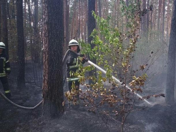 В Києві спалахнула масштабна пожежа біля ТЕЦ-6: опубліковані перші фото (1)