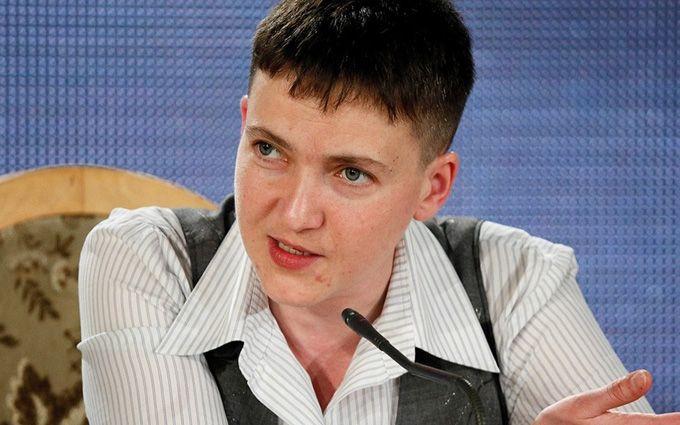В СБУ емоційно відповіли на пропозицію Савченко: опубліковано відео