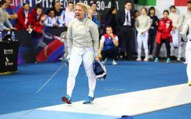 Украинская саблистка выиграла новый этап Кубка мира по фехтованию