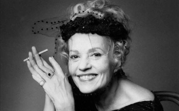 Померла відома французька актриса Жанна Моро