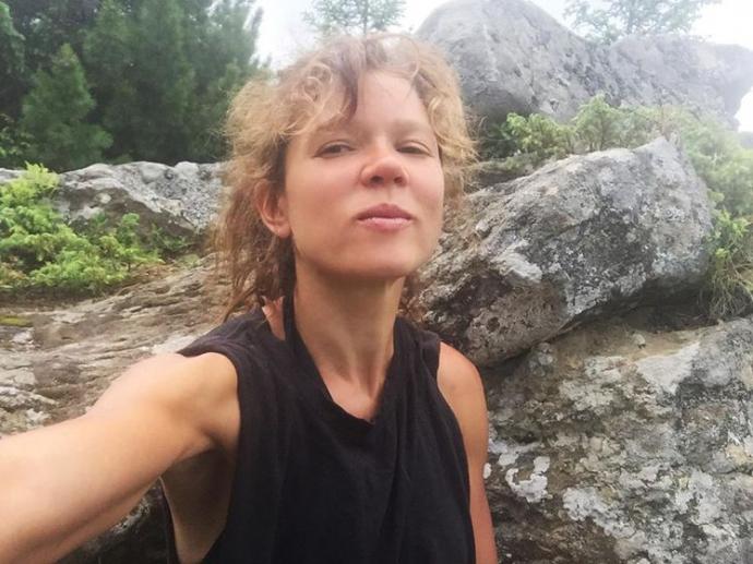 Українська співачка переїхала в Карпати: опубліковані фото і відео (1)