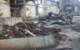 В развале Запорожского алюминиевого комбината есть российский след - СБУ