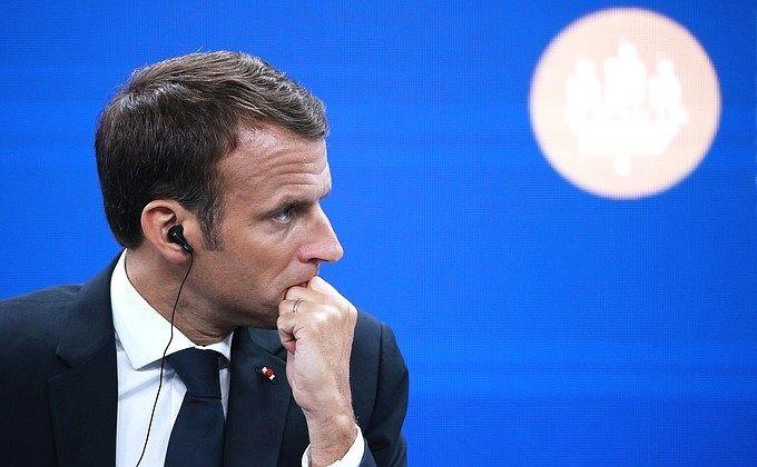 Ми робимо найгірше: Макрон проаналізував політичну кризу в Європі