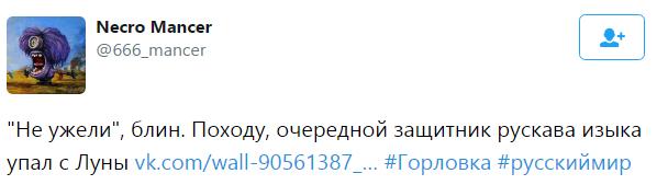 Прозрение наступает: в сети высмеяли откровения фаната ДНР (2)
