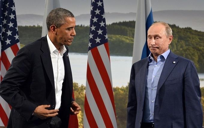 Путін подзвонив Обамі і назвав свої умови по Донбасу