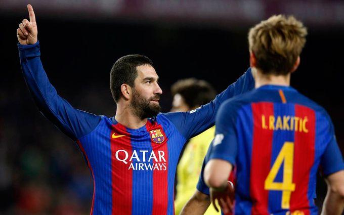 «Барселона» дома разгромила «Эркулес» ивышла в1/8 финала Кубка Испании
