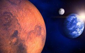 Ученые рассказали о пригодных для жизни местах на Марсе и Луне