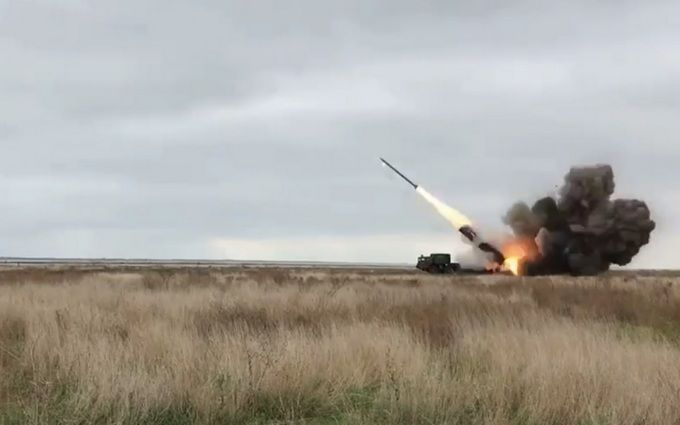 Киев объявил о преобладании украинского ракетного оружия над русским