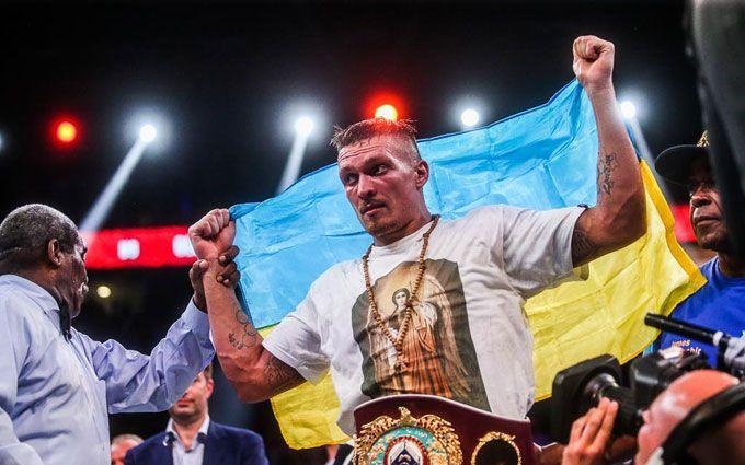 Промоутер Усика розповів про нові плани чемпіона