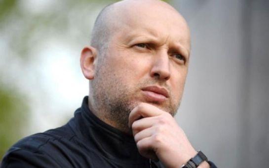 Турчинов переніс свій візит до Брюсселя, - ЗМІ