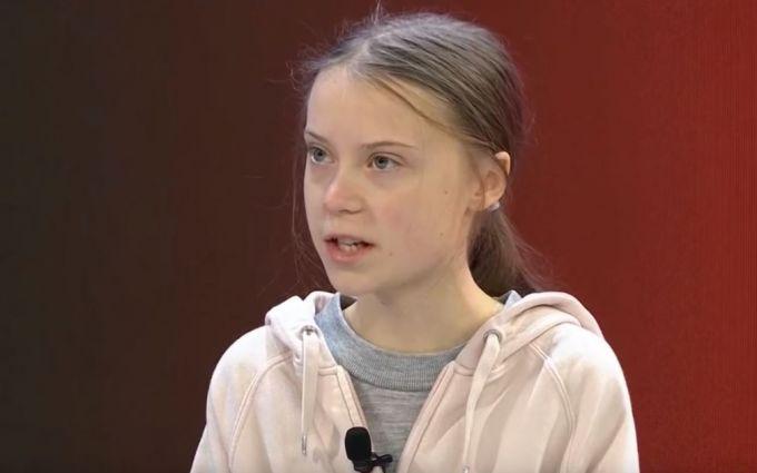 Я не та людина: Грета Тунберг яскраво виступила у Давосі