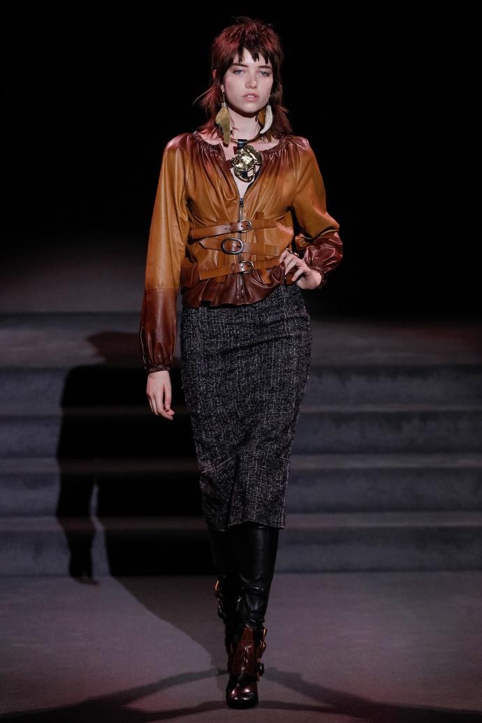 Тиждень моди в Нью-Йорку: з'явилися фото зухвалої і практичної колекції Тома Форда (1)