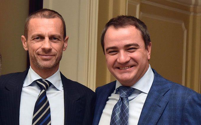 Президент УЕФА сделал интересное предложение президенту ФФУ