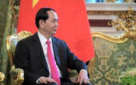 Помер президент В'єтнаму: названа причина смерті