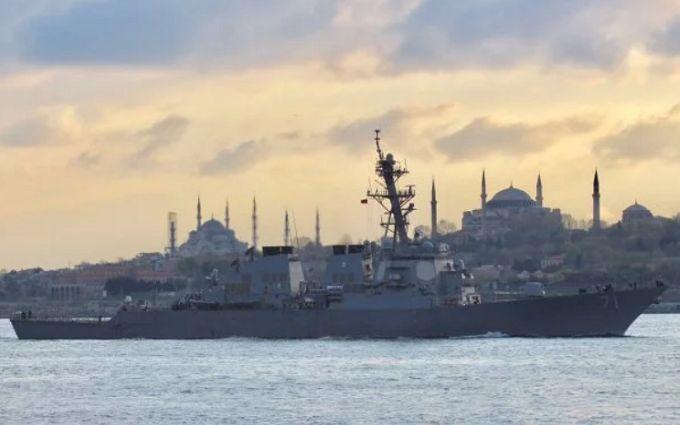 У Чорне море увійшов ракетний есмінець США - названа причина