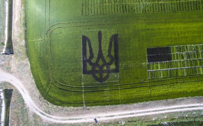 Символ України тепер видно з космосу: з'явилися фото