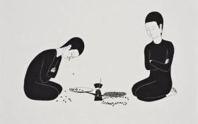 Сюрреалистичный мир художника Дайхуна Кима: рисунки