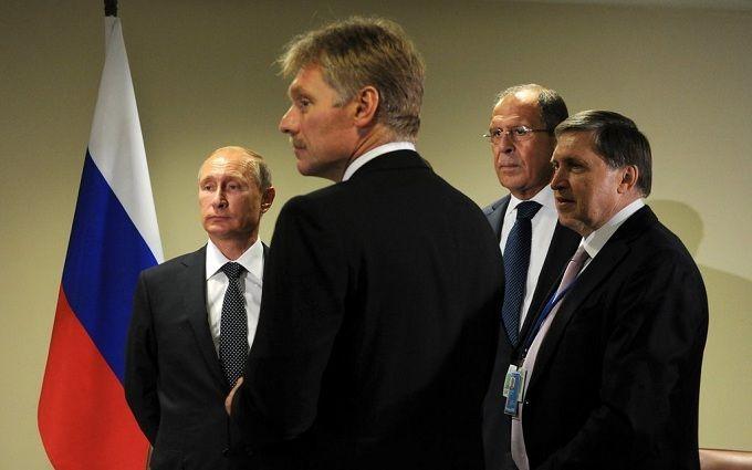 В Кремлі нарешті прокоментували зустріч Путіна і Меркель