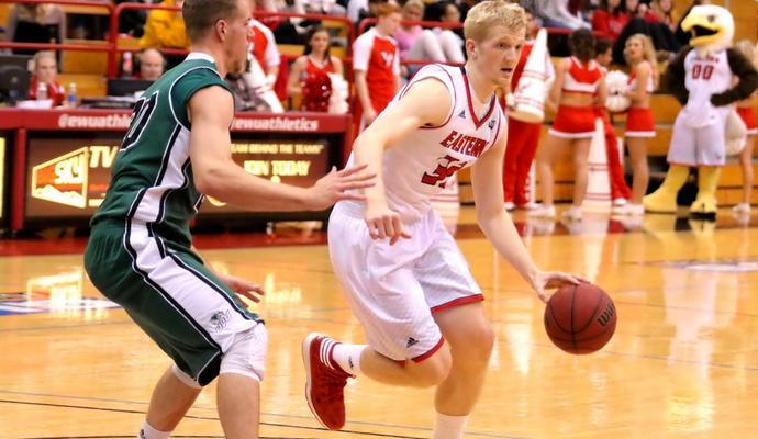 Баскетболист из Украины установил рекорд в университете США