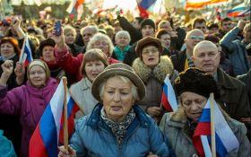 В России рекордно увеличилось количество граждан, которые сожалеют о распаде СССР