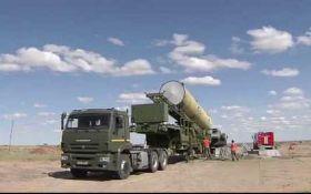 Россия похвасталась успешным испытанием новой противоракеты: появилось видео