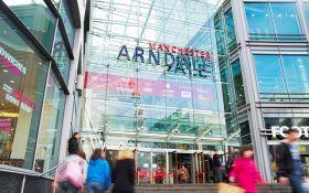 У Манчестері евакуювали торговельний центр: з'явилися фото й відео