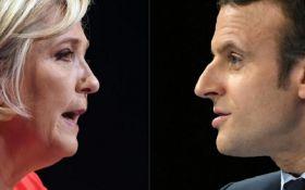 Выборы во Франции: Макрон, Ле Пен и около 28% избирателей уже проголосовали