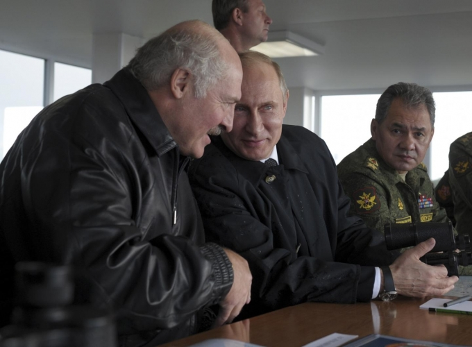 Нароссийско-белорусские учения «Запад-2017» приглашены наблюдатели из 7-ми стран
