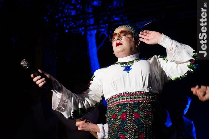 Українські зірки колоритно погуляли на весіллі у Нікітіна: з'явилися фото (6)