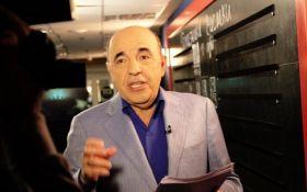 Рабиновича запрещают на украинском телевидении, – блогер
