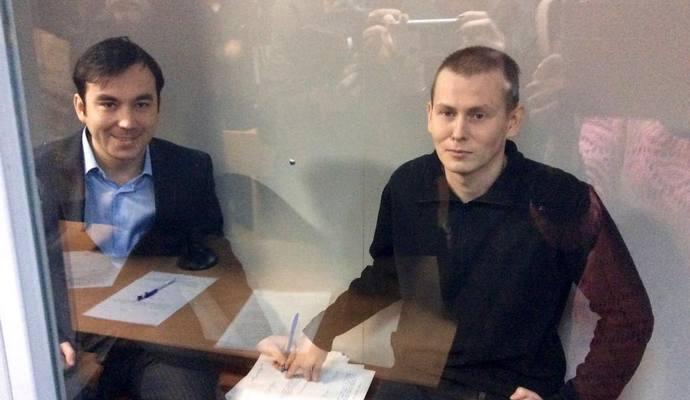 На суді ГРУшників Віра Савченко передала їм слова сестри