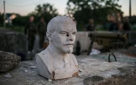 Украинцам рассказали, сколько Лениных осталось в стране