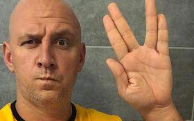 Провокационное фото Потапа вызвало негодования в сети
