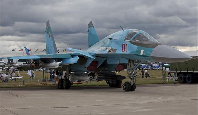РФ отрицает пребывание своего самолета в Турции