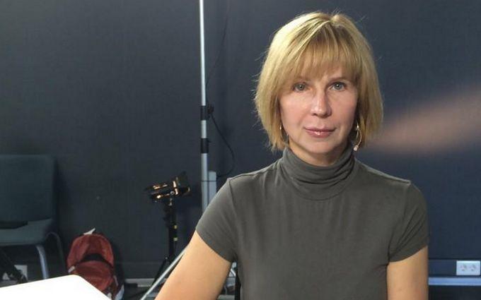 Відповідь легендарної жінки з Донбасу російській пропагандистці підірвала соцмережі