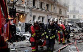 Взрыв в Париже: появились новые данные о пострадавших и видео